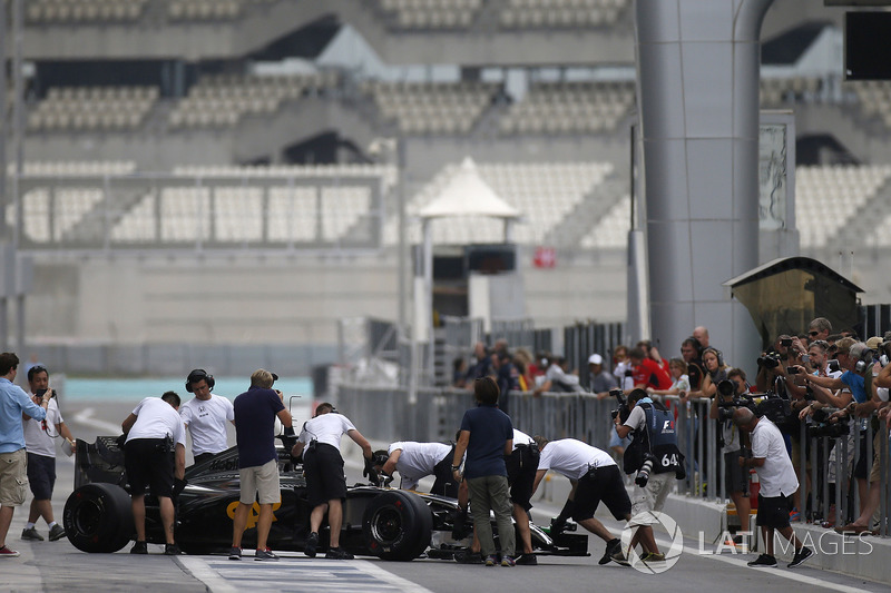Honda regresa a la F1... y problemas antes de empezar