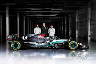 Mercedes W11 - Prezentacja