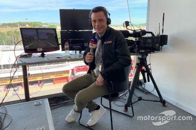 F1 TV Commentators