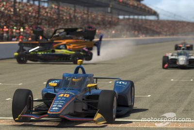Indycar iRacing Challenge Ronde 6