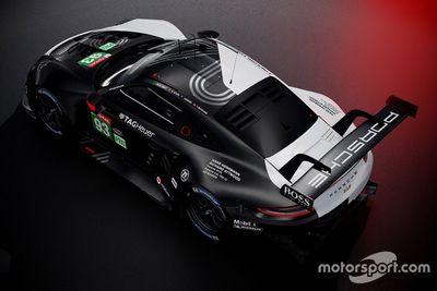 Livrea Porsche Le Mans Virtual