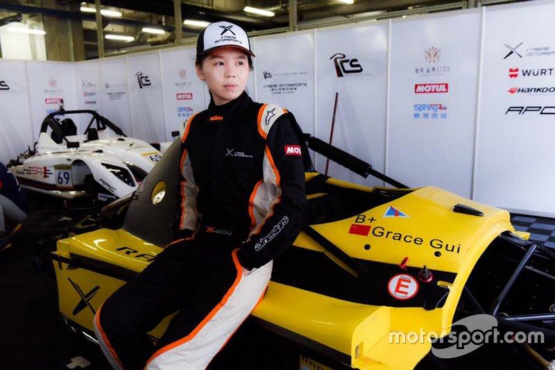 Grace Gui (27) aus China