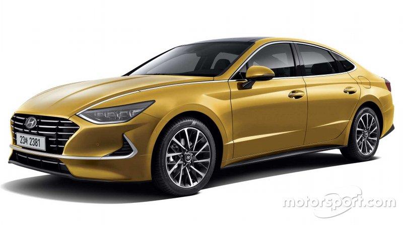Hyundai Sonata 2020 року