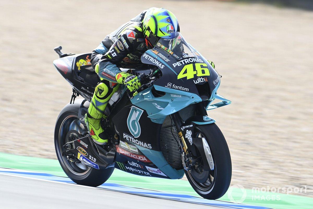 Valentino Rossi by motosport.com