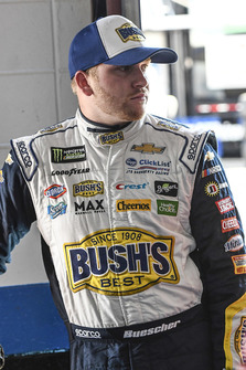 Chris Buescher, JTG Daugherty Racing, Chevrolet Camaro Bush's Chili Beans
