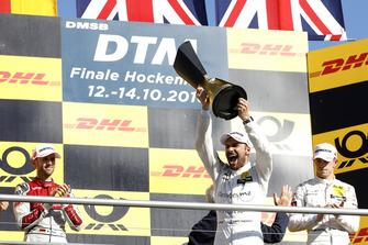 Чемпіон Гарі Паффетт, Mercedes-AMG Team HWA