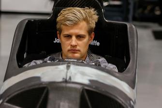 Marcus Ericsson moule son baquet chez Schmidt/Peterson Motorsports