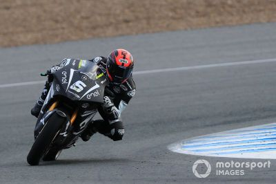Jerez november test