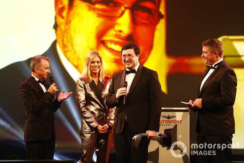 Premio Ingeniero Autosport Williams del Futuro: Owen Heaney