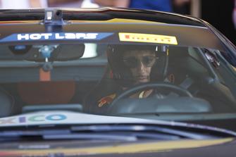 Daniel Ricciardo, Red Bull Racing, participates in Hot Laps