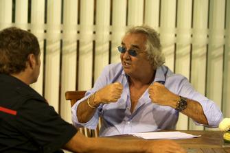 Управляющий директор Renault F1 Флавио Бриаторе