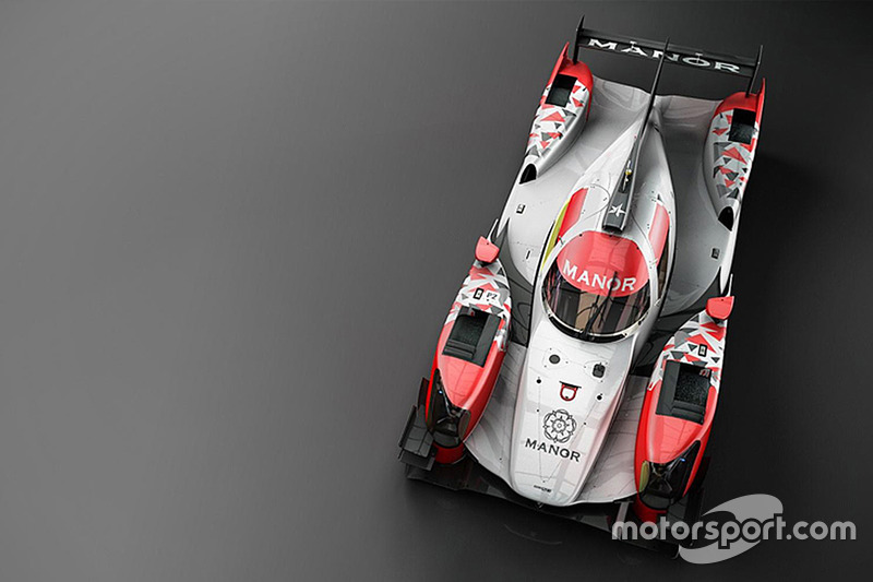 Manor Endurance Racing ORECA 05