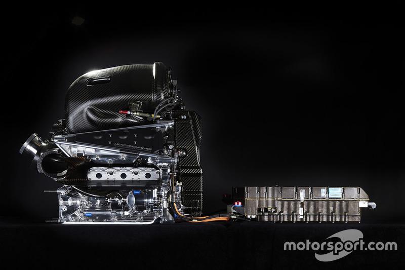 Power Unit Mercedes-Benz PU106B Mercedes AMG F1 W07 Hybrid