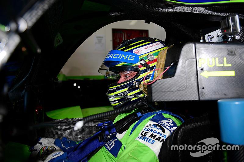 Nic Jonsson, Krohn Racing