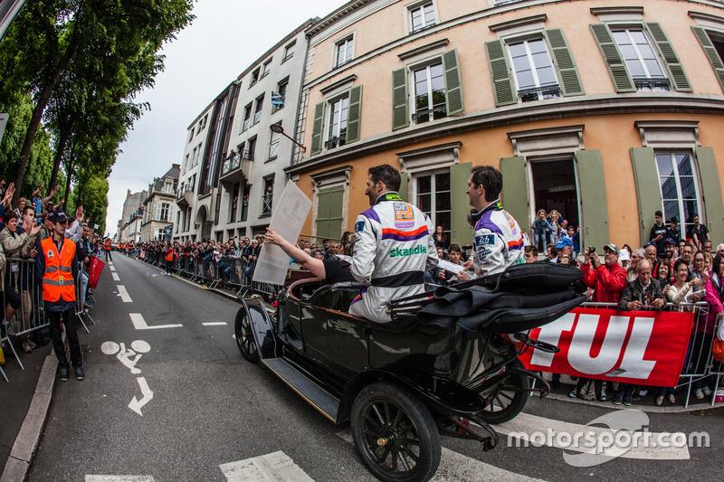 #22 SO24! By Lombard Racing Ligier JS P2 Judd: Erik Maris, Jonathan Coleman, Vincent Capillaire