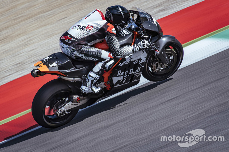 Thomas Lüthi, KTM RC16