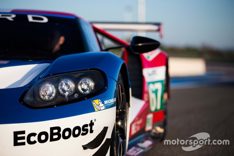 Detail, #67 Ford Chip Ganassi Racing Team UK Ford GT: Marino Franchitti, Andy Priaulx, Harry Tincknell