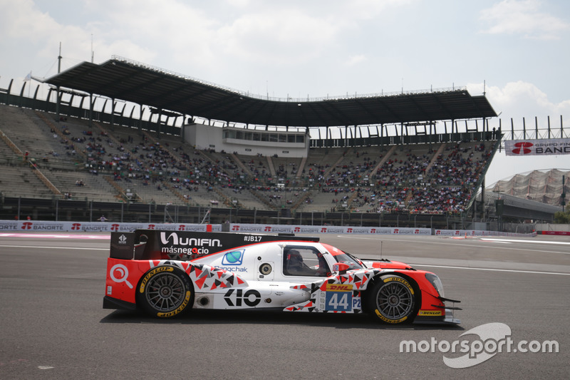 #44 Manor Oreca 05 - Nissan: Matthew Rao, Richard Bradley, Alfonso Diaz Guerra