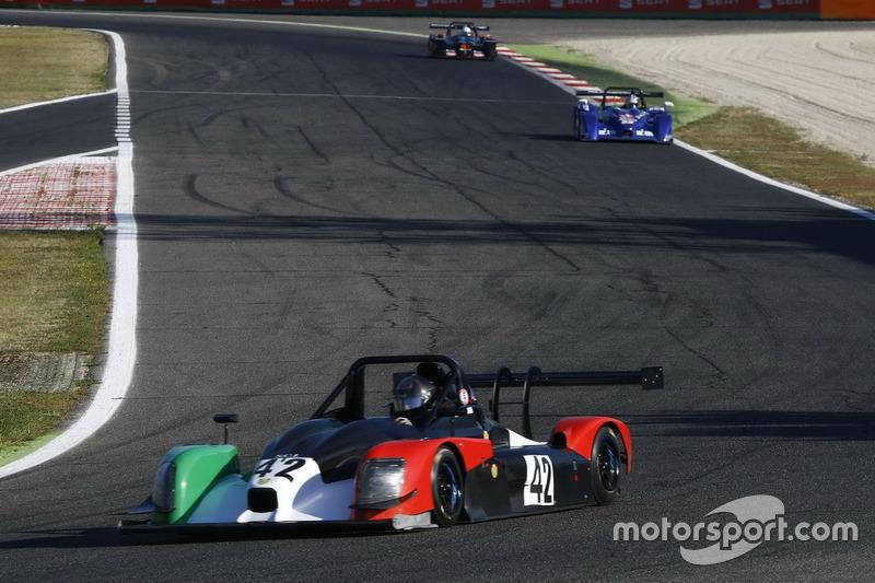 Ranieri Randaccio, SCI Team Norma-CN2 #42