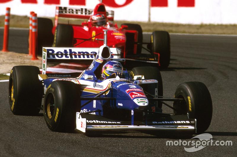 #35: Williams FW19 (1997)