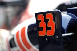 Scuderia Toro Rosso STR11 van Max Verstappen
