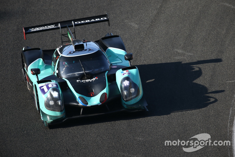 #16 Panis Barthez Competition, Ligier JSP3 - Nissan: Eric Debard, Valentin Moineault, Simon Gachet