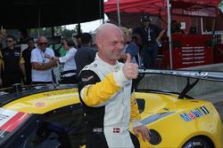 Ganadores de la pole #3 Corvette Racing Chevrolet Corvette C7.R: Antonio Garcia, Jan Magnussen