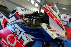 Новий аеродинамічний корпус та обтічник на мотоциклі Даніло Петруччі, Pramac Racing
