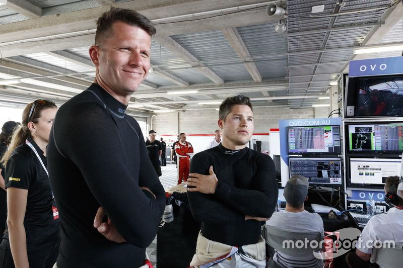 Garth Tander, Christopher Mies, Jamec Pem Racing