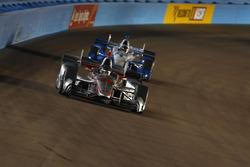 Will Power, Team Penske Chevrolet leads Simon Pagenaud, Team Penske Chevrolet