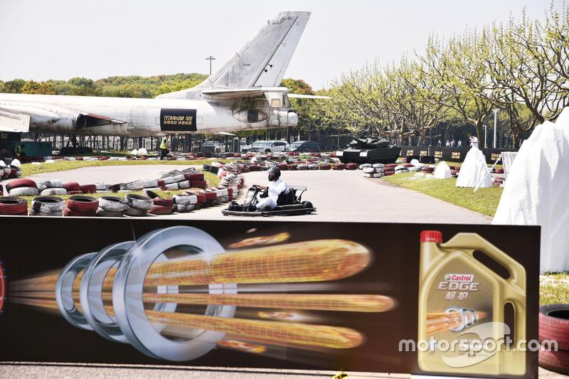 Castrol Karting Event