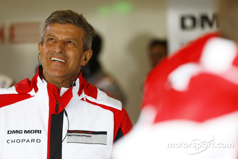 Fritz Enzinger, Director Porsche Team LMP1