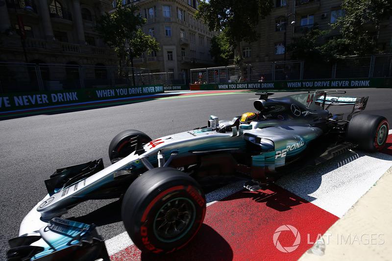 2º Lewis Hamilton, Mercedes AMG F1 W08 (139 puntos)