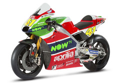 Bike of Aleix Espargaro, Aprilia Racing Team Gresini