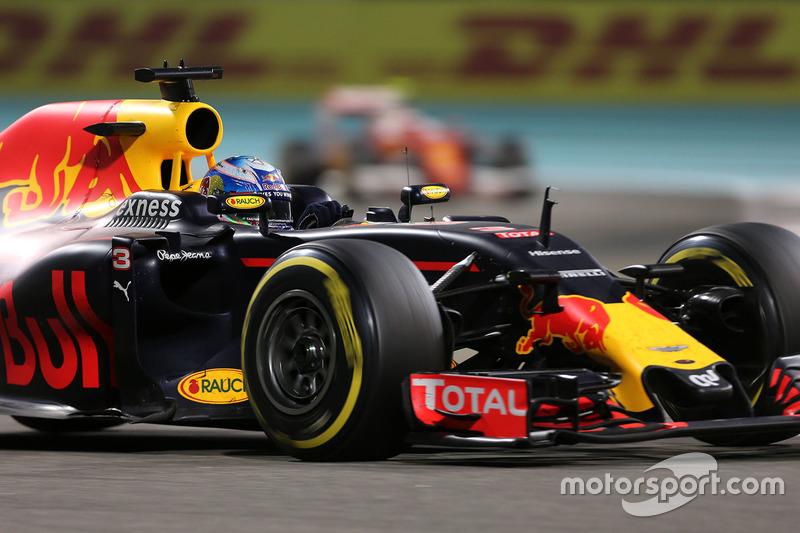5e - Daniel Ricciardo (Red Bull Racing)