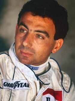 Michele Alboreto, Tyrrell