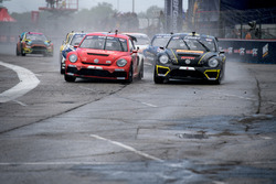 Tanner Foust, Volkswagen, Scott Speed, Volkswagen