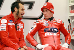 Nicky Hayden, Ducati Team, Vittoriano Guareschi