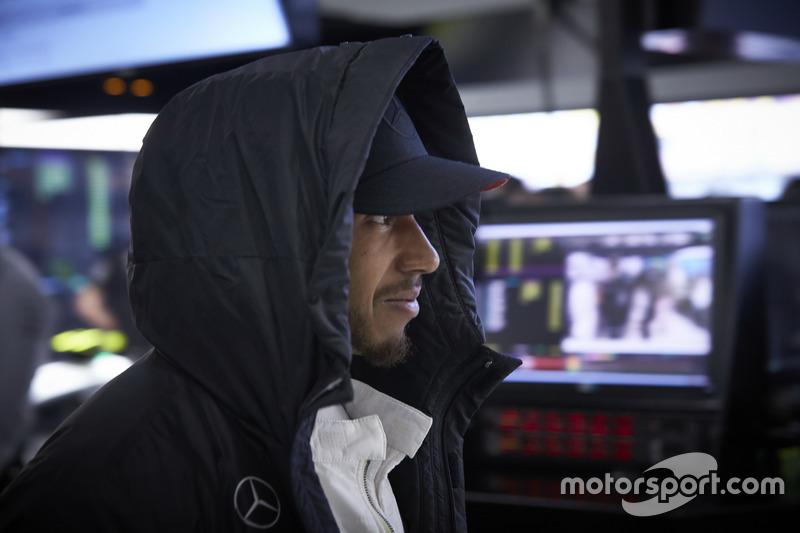 Льюіс Хемілтон, Mercedes AMG