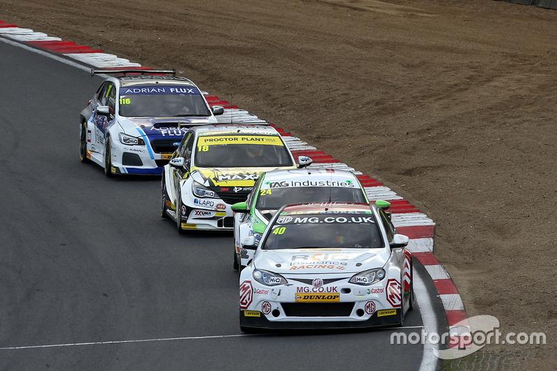 Aron Taylor-Smith, MG Racing RCIB Insurance MG Motor, MG 6 GT
