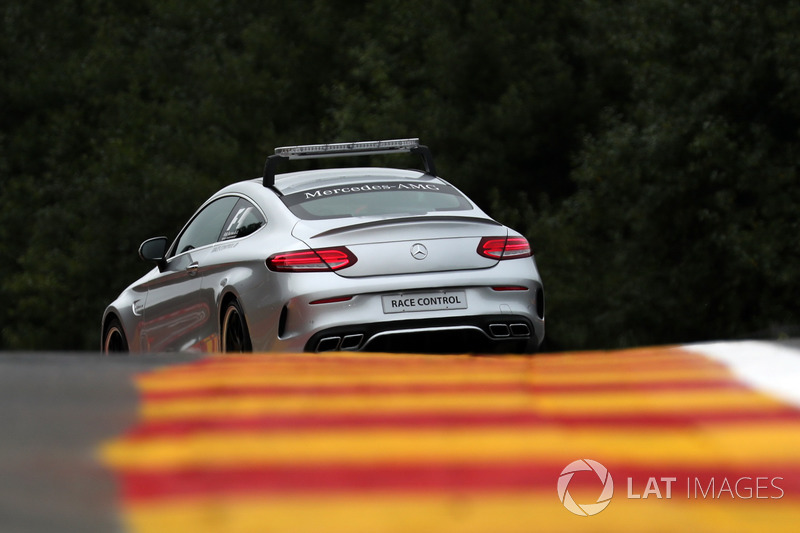 Race control car