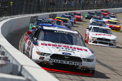 Sam Hornish Jr, Discount Tire Ford Mustang