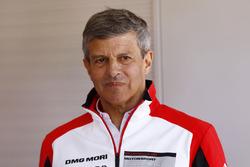 فريتز إينزينجر، رئيس برنامج بورشه فئة