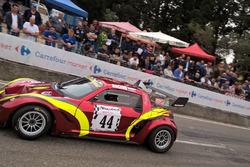 Antonio Miniaci, Apulia Corse, Smart Roadster