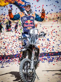 Bike winner #6 Red Bull KTM Factory Racing KTM: Matthias Walkner