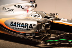 Force India VJM10: Cockpit