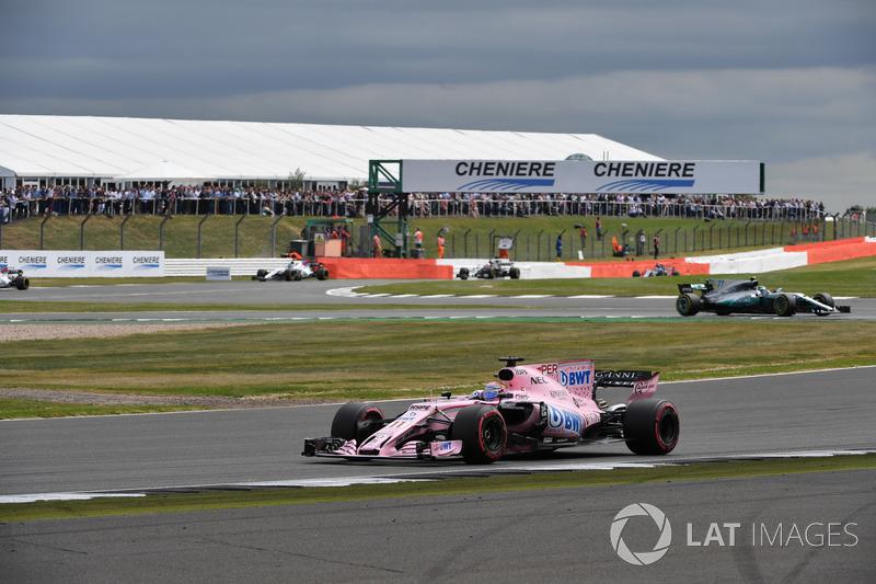 9 місце — Серхіо Перес (Мексика, Force India) — коефіцієнт 501,00