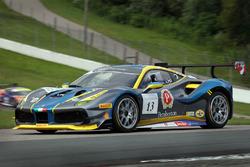 #13 Ferrari of Ontario Ferrari 488: Marc Muzzo