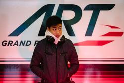 Ниреи Фукузуми, ART Grand Prix