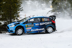 ØStberg On Course For Swedish Podium - Rally sweden map 2016